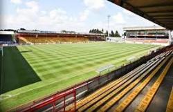 Estadio Achter de Kazerne del KV Mechelen