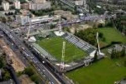 Estadio Albert Flórián Stadion del Ferencvaros