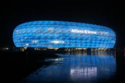 You are here: Home Estadio Allianz Arena del FC Bayern Munich y Munich 1860