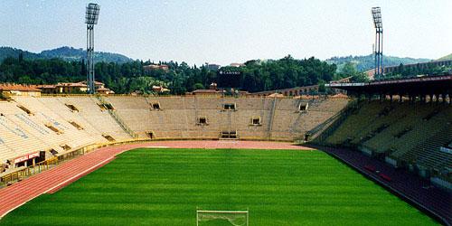 Estadio Angelo Massimino campo del Catania