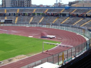 Estadio Angelo Massimino campo del Catania