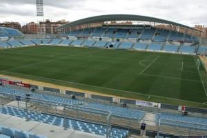 Estadio Coliseum Alfonso Pérez Getafe