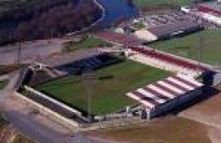 Estadio Anxo Carro campo del CD Lugo
