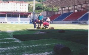 Estadio de Ipurua campo del SD Eibar