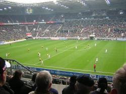 Estadio Borussia Park del Borussia Mönchengladbach