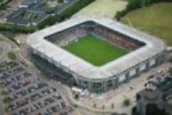 Brondby Stadion campo del Brondby