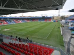 Estadio Doosan Arena del Viktoria Plzen