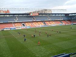 Generali Arena del Sparta de Praga