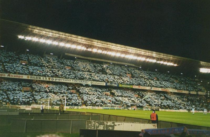 Estadio de Balaidos campo del Celta