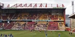 Estadio Bradford & Bingley del Bradford City FC