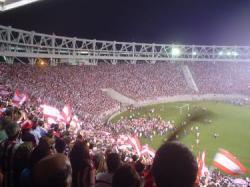 Estadio de Ciudad de La Plata del Estudiantes de La Plata y del Gimnasia y Esgrima de La Plata