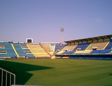 Estadio el Madrigal del Villarreal