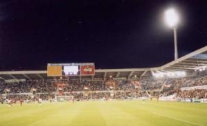 Estadio el Sardinero Santander