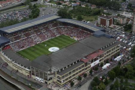 Estadio el molinon campo donde juega el sporting de gij n - Estadio del sporting de gijon ...