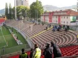 estadio bilino polje campo del Zenica