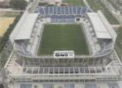 Estadio de la Rosaleda de Málaga