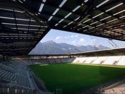 Tivoli Stadion del FC Wacker Innsbruc