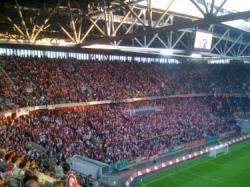 Estadio Espirit Arena del Fortuna Düsseldorf