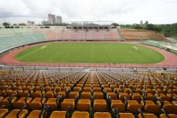 Estadio Governador Roberto Santos de campo del  Salvador del SC Bahía