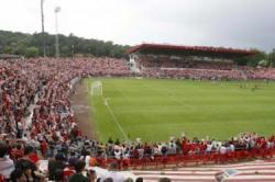 Estadio Montilivi campo donde juega el Girona