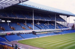 Estadio Goodison PArk del Everton