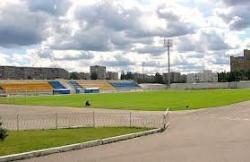 Estadio Haradzki del F.C. Bate Borisov