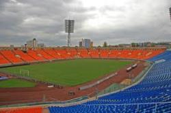 Estadio Minsk Arena de la Selección Bielorrusa y FC Minsk